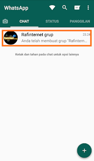 cara buat grup whatsapp di android versi terbaru