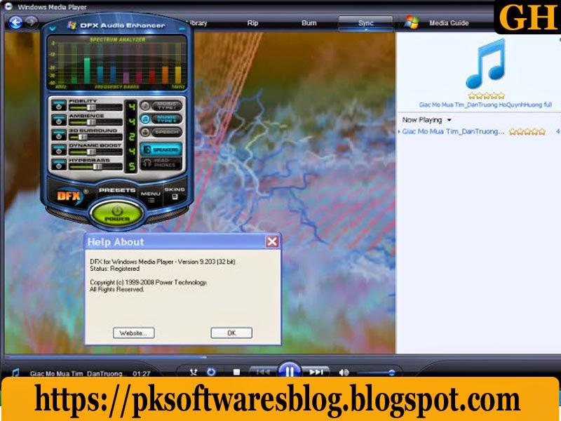 Free Dfx Audio Enhancer Serial Key