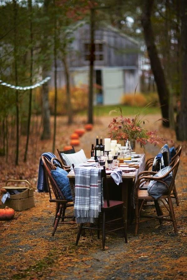 decoración calabazas thanksgiving day
