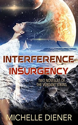 Review: Interference & Insurgency by Michelle Diener