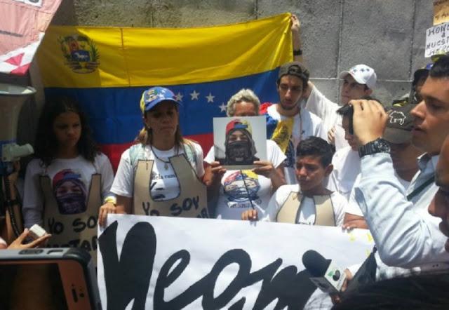 #MarchaPorLosCaídos recuerda a víctimas de las protestas contra Maduro