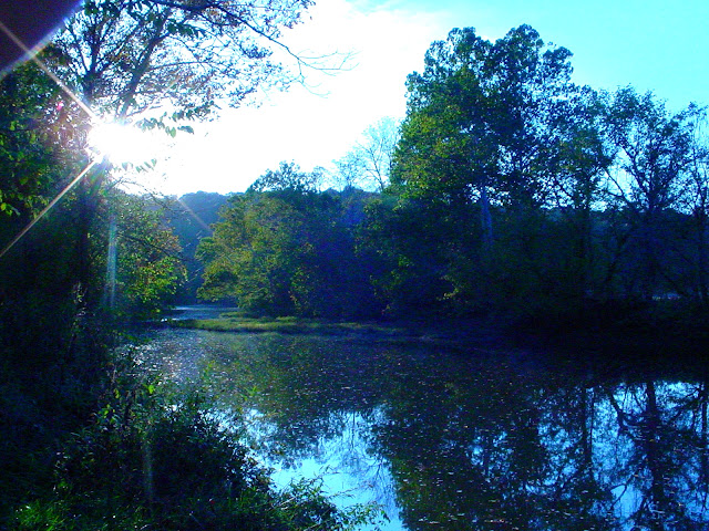 Laughery Creek Off Cave Hill Road - Near Friendship Indiana