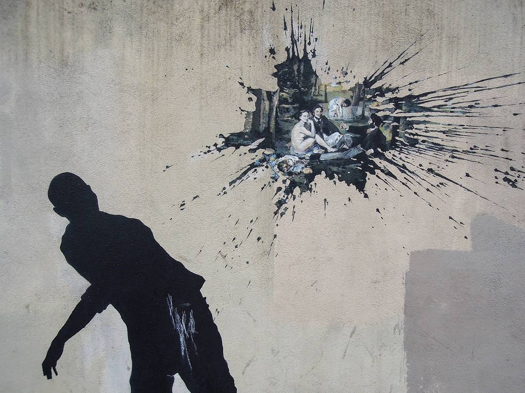 art by pejac street art paris fresque painting mural graff graffiti wildstreet