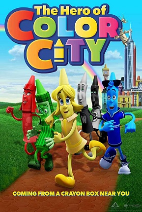 The Hero Of Color City 2014 Dual Audio Hindi 750MB BluRay 720p