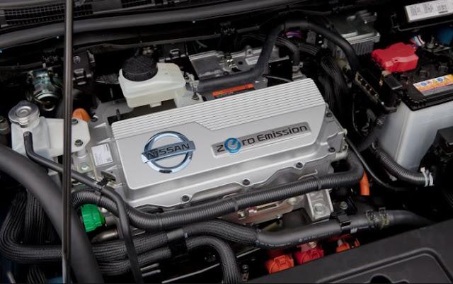2017 Nissan Leaf Engine