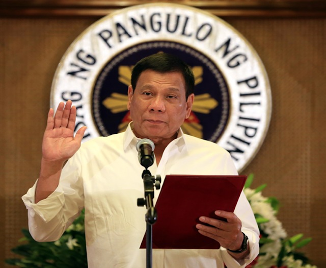 Duterte to investors: Lumayas kayo, I'll deal with China, Russia instead