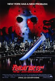 Watch Friday the 13th Part VIII: Jason Takes Manhattan Online Free 1989 Putlocker