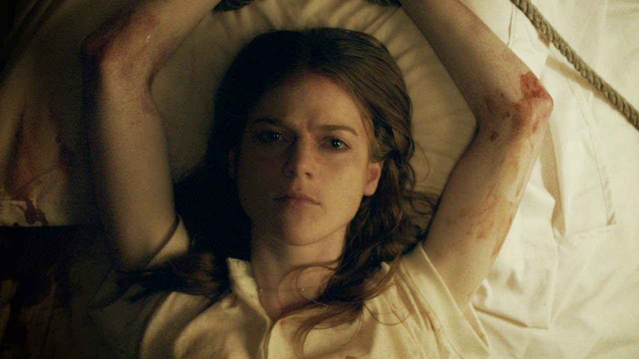 honeymoon rose leslie