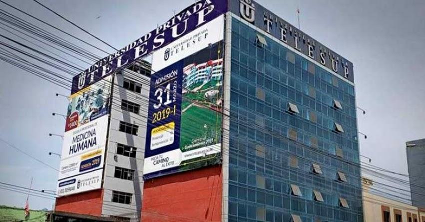 SUNEDU cuestiona fallo a favor de Universidad TELESUP que permite su funcionamiento