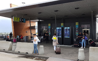 Charleroi Airport Terminal 2 Meeting Point