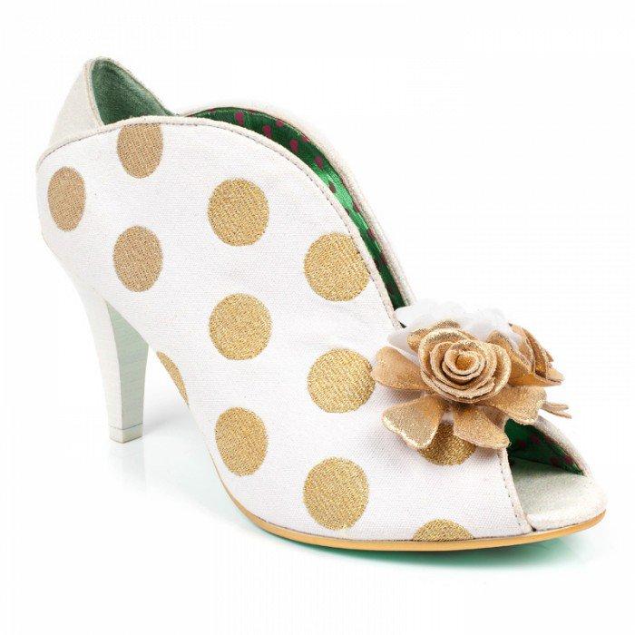 Irregular Choice 2017 Bridal Shoe Collection...