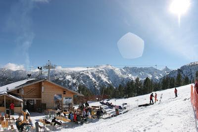 Bulgaria Ski Slopes