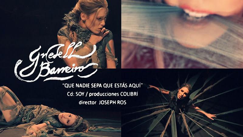 Gretell Barreiro - ¨Que nadie sepa que estás aquí¨ - Videoclip - Dirección: Joseph Ros. Portal Del Vídeo Clip Cubano