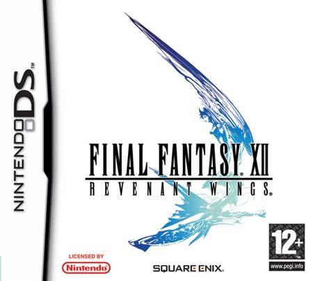 Descargar Final Fantasy XII Revenant Wings para nintendo ds mediafire