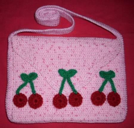 Wollmutters Handarbeiten Kindertaschen Häkeln