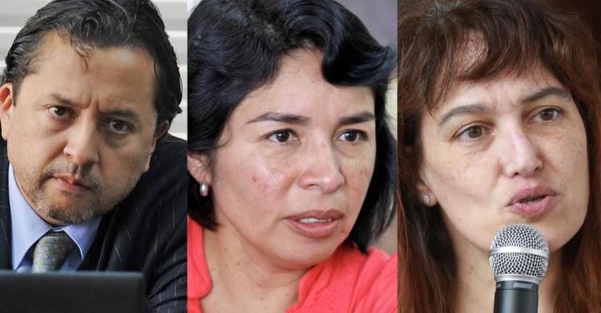 César Villanueva confirma a Tuesta, Balbuena y Pessah como ministros de Estado