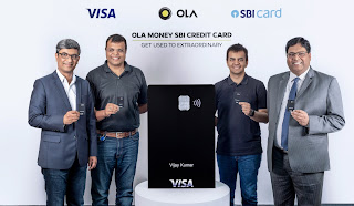 india ola credit card