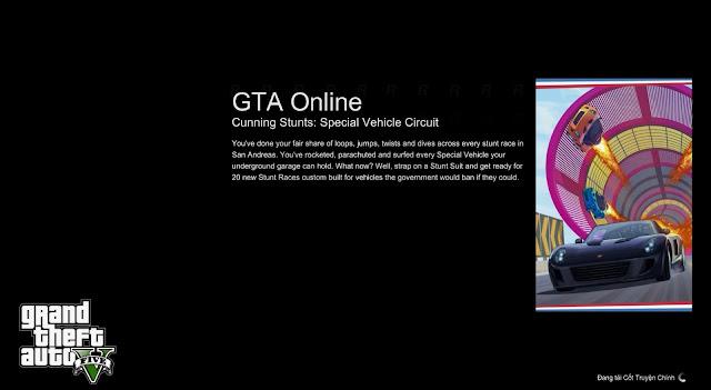 Grand Theft Auto V Việt Hóa Mới nhất