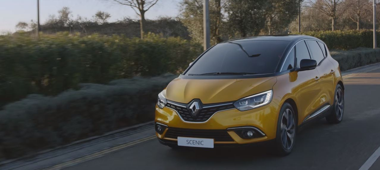 Canzone Pubblicità Nuova Renault SCENIC | Musica spot Agosto 2016