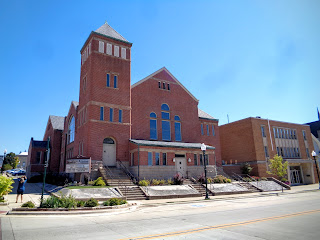 First United Methodist Church, Dixon, Illinois