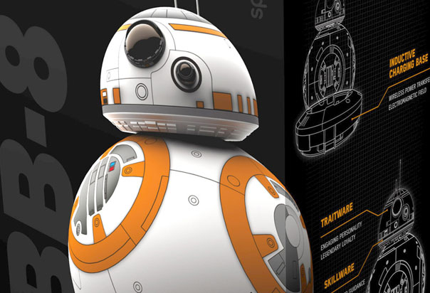 BB-8 Special Edition Best Deals - Authentic Movement, Guide BB-8 with a smartphone or tablet