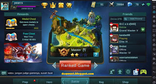 cara main mobile legends di pc laptop