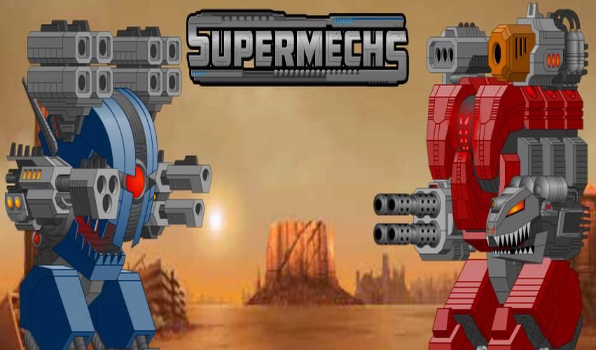 Super Mechs Hack Update 09 06 2015 Zone Cheat Game