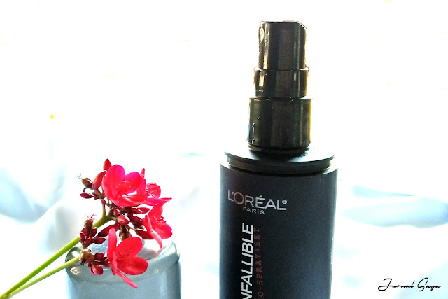 setting spray loreal