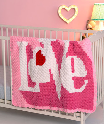http://www.marlybird.com/heart-throb-baby-blanket-part-1/