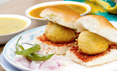 Vada Pav The Famous Street Food of Mumbai