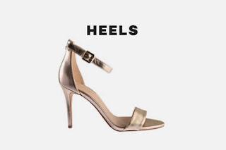 Fashion wanita sepatu high heels