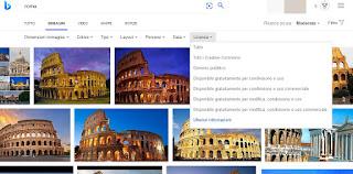 Bing Immagini