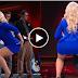فتاة روسية تشعل مواقع التواصل بعرض مثير على خشبة المسرح