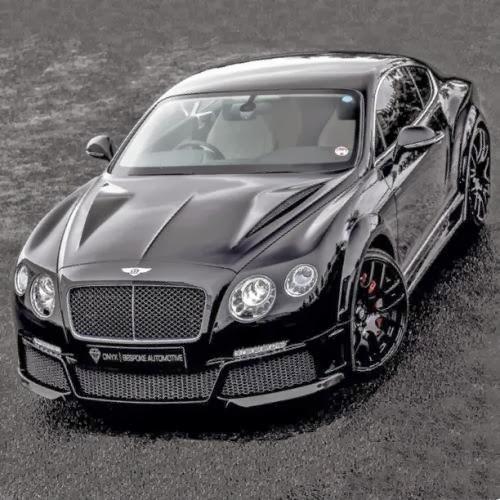Bentley Onyx Concept Wallpapers