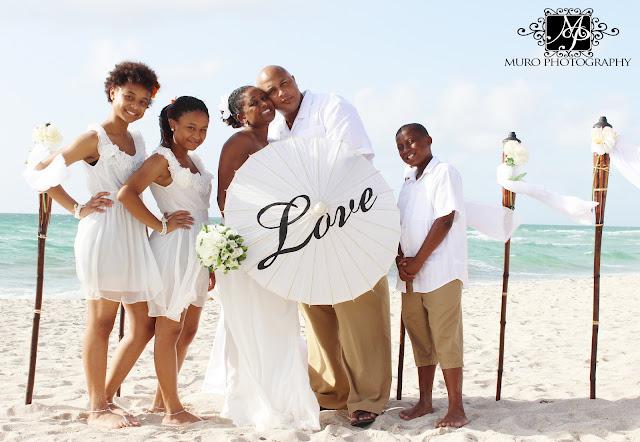 Affordable Beach Weddings! 305-793-4387: Miami Beach Vow