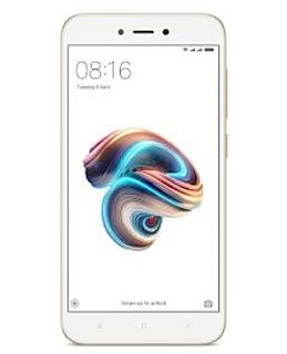 Xiaomi Redmi 5a gold 2gb + 16gb