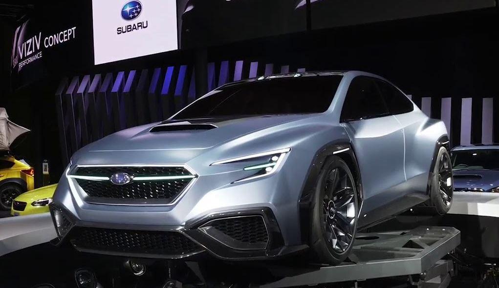 2020 Subaru WRX STI Refresh, Price, And Specs >> 2020 Subaru Wrx Sti Limited Price Exterior And Release Date New
