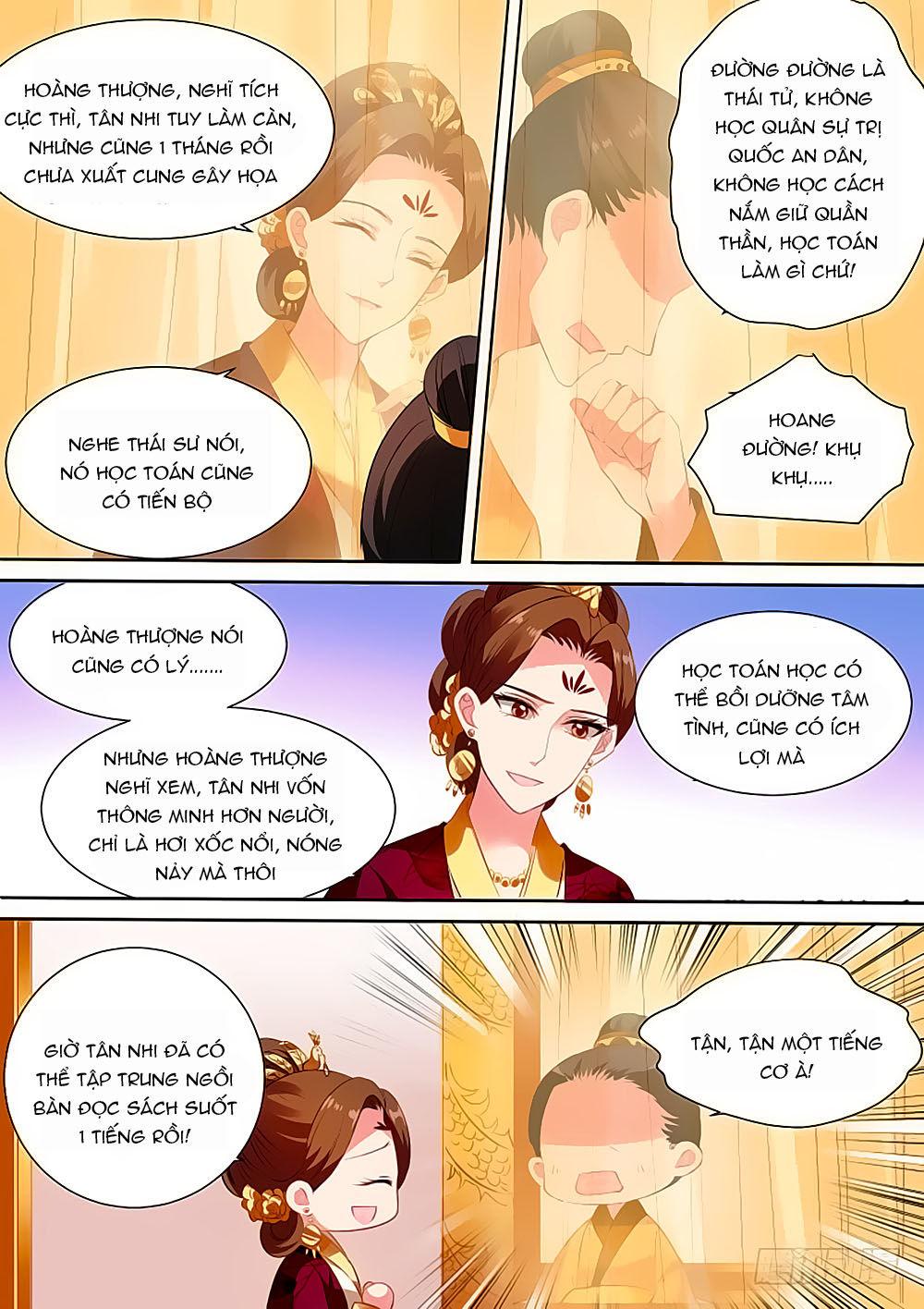 Hệ Thống Chế Tạo Nữ Thần chap 103 - Trang 3