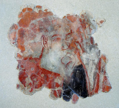 Rare Giotto fresco found in ruined Transylvanian church