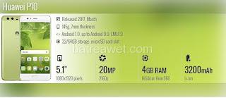 21. Huawei P10