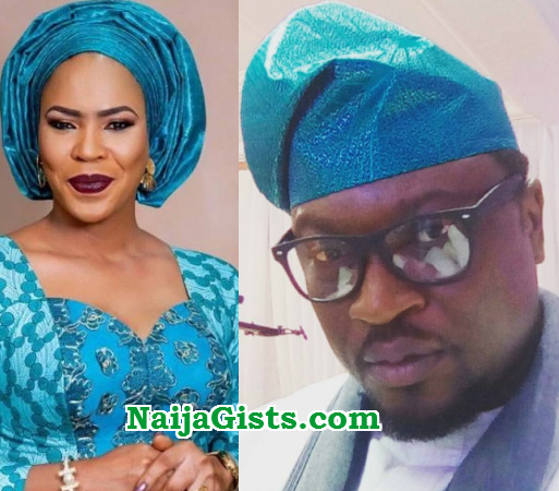 femi branch caused fathia balogun marriage crash