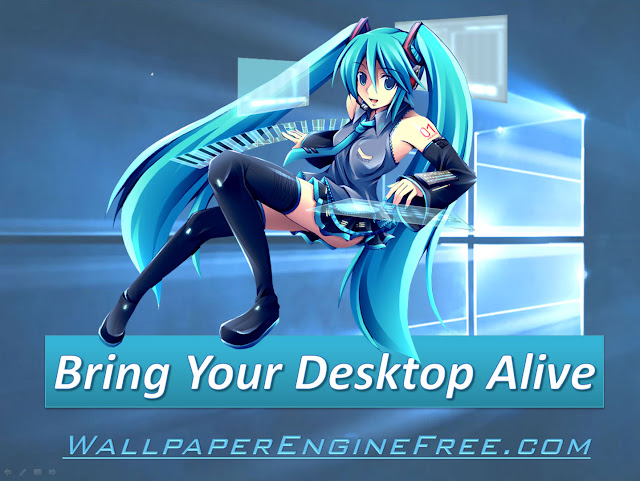 Download Wallpaper Engine Free