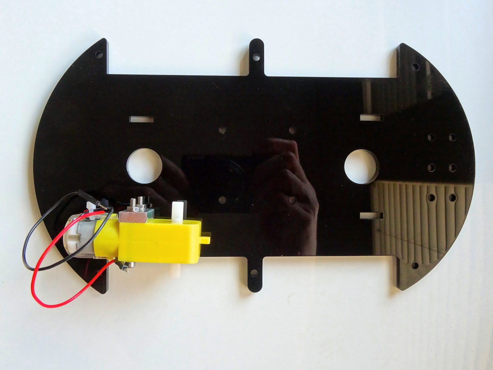 smart robot car chassis kit instructions pdf