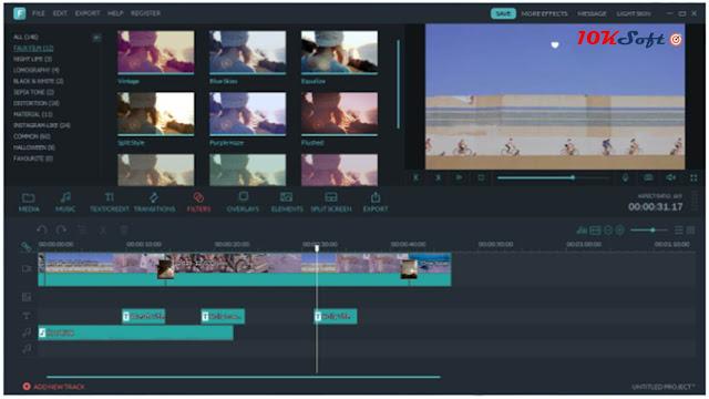Wondershare Filmora 8.2.5.1 Direct Download Link
