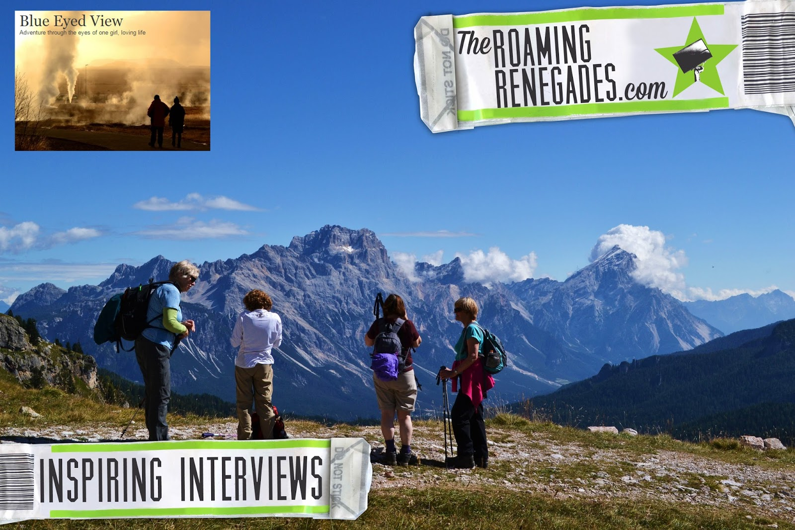 Kelly Diggle, Blue Eyed View, Traveller, Traveler, adventure, explore, wild camping, Italian Dolomites, Africa,