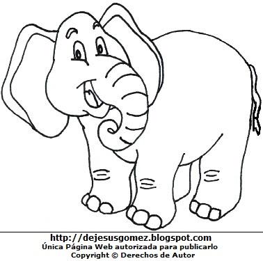 Imagenes De Elefantes Para Imprimir