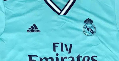 1f21e5ee8 Real Madrid 19-20 Third Kit Leaked - New Picture