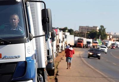 Caminhoneiros seguem insatisfeitos três meses depois da greve