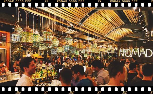 pareri bune restaurant nomad skybar centrul vechi bucuresti