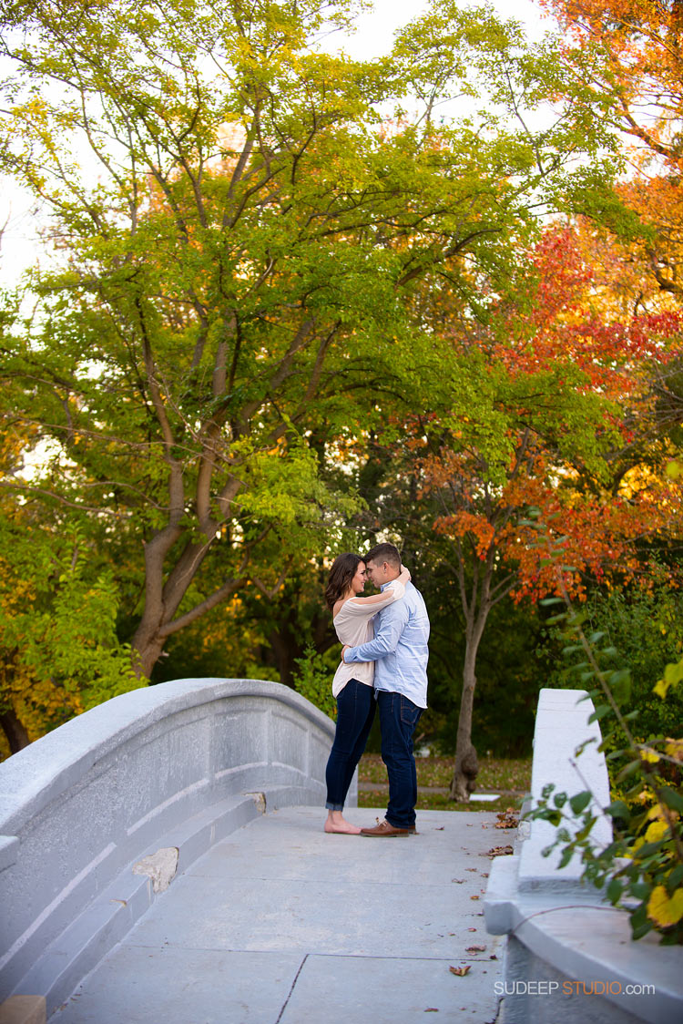 Ann Arbor Fall Engagement Session - SudeepStudio.com Ann Arbor Wedding Photographer